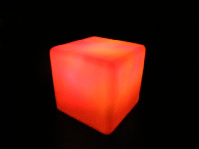 1 glow cube