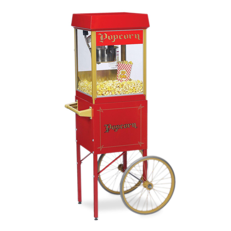 Popcorn Machine cart