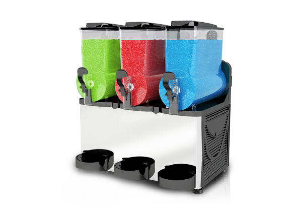 Triple Bowl Slushie Machine - Free Delivery & Collection ...
