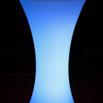Glow Cocktail Bar Table