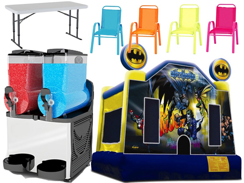 kids party entertainment package