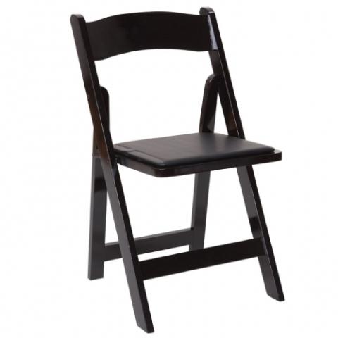 Black Gladiator Chair