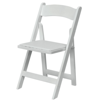 White Gladiator Chair