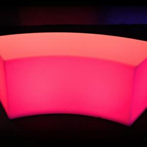 Glow Bench
