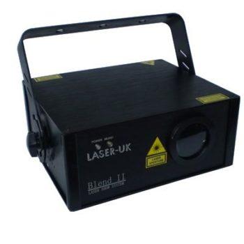 tri colour laser