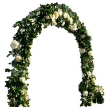bridal arch