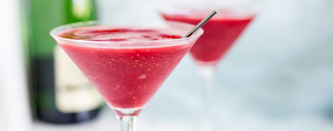 alcohol raspberry