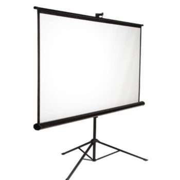 Tripod Projector Screen 6x8ft