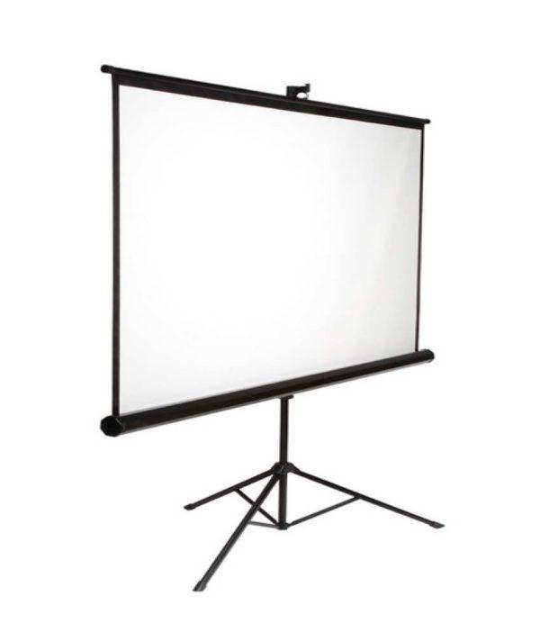 Tripod Projector Screen 6x8ft