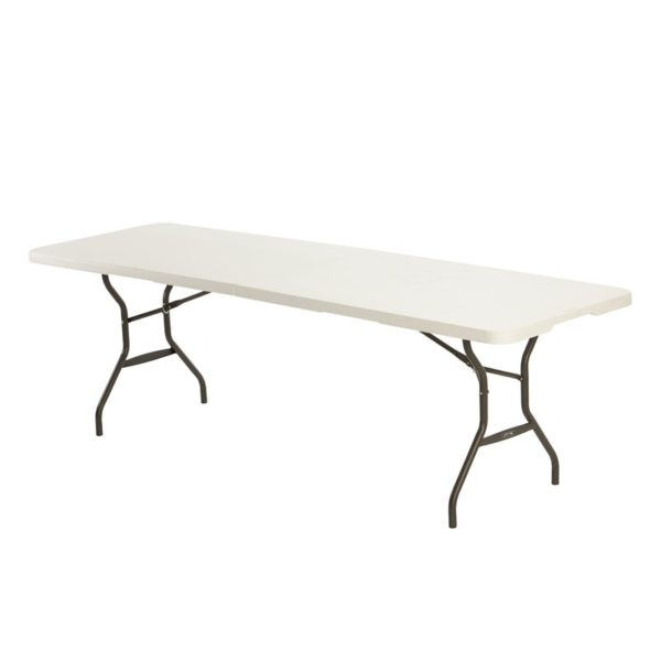 2.4m Plastic Trestle Table